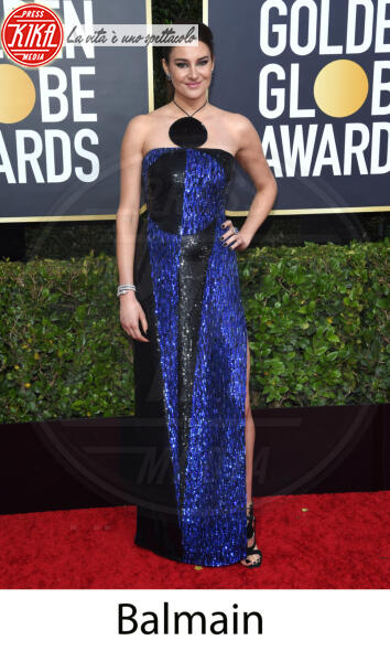 Shailene Woodley - Beverly Hills - 31-12-2013 - Golden Globes 2020, gli stilisti sul red carpet