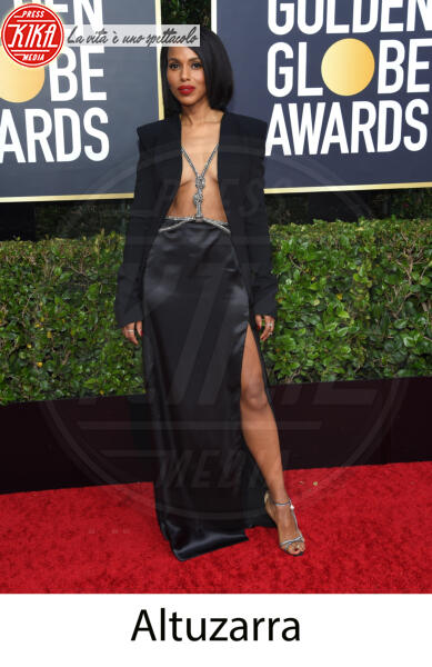 Kerry Washington - Beverly Hills - 31-12-2013 - Golden Globes 2020, gli stilisti sul red carpet