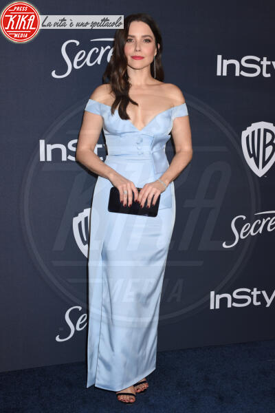 Sophia Bush - Beverly Hills - 05-01-2020 - Golden Globes 2020: al party InStyle, Paris è trasparente!