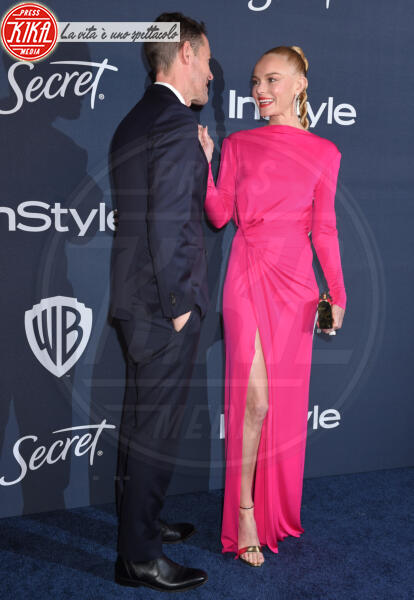 Michael Polish, Kate Bosworth - Beverly Hills - 05-01-2020 - Golden Globes 2020: al party InStyle, Paris è trasparente!