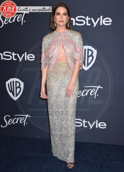 Ashley Benson - Beverly Hills - 05-01-2020 - Golden Globes 2020: al party InStyle, Paris è trasparente!
