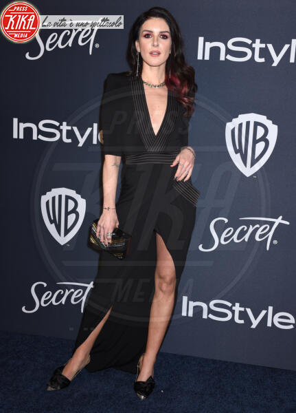 Shenae Grimes - Beverly Hills - 05-01-2020 - Golden Globes 2020: al party InStyle, Paris è trasparente!