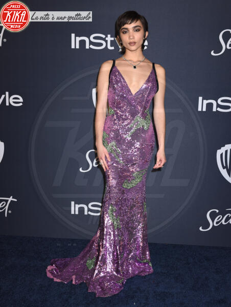 Rowan Blanchard - Beverly Hills - 05-01-2020 - Golden Globes 2020: al party InStyle, Paris è trasparente!