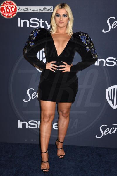 Bebe Rexha - Beverly Hills - 05-01-2020 - Golden Globes 2020: al party InStyle, Paris è trasparente!