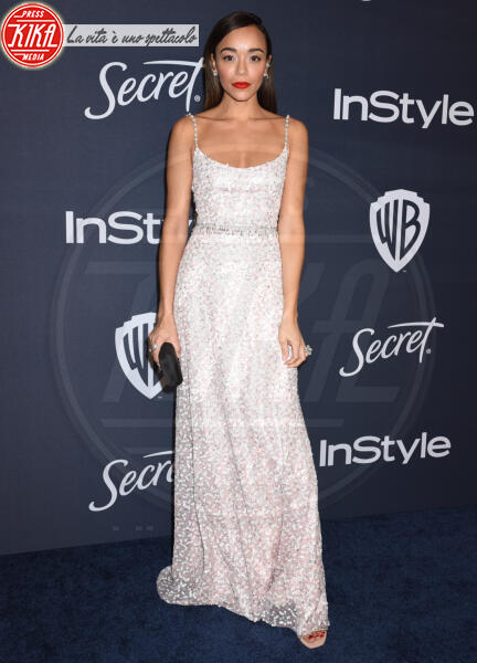 Ashley Madekwe - Beverly Hills - 05-01-2020 - Golden Globes 2020: al party InStyle, Paris è trasparente!
