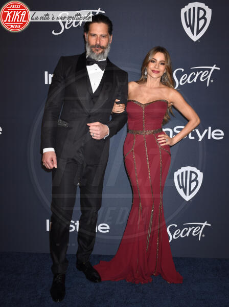 Joe Manganiello, Sofia Vergara - Beverly Hills - 05-01-2020 - Golden Globes 2020: al party InStyle, Paris è trasparente!