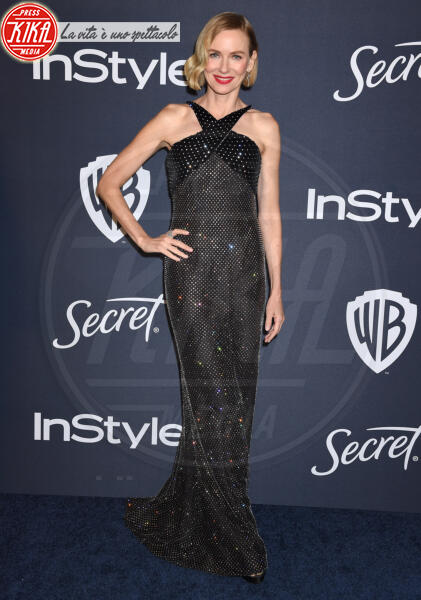 Naomi Watts - Beverly Hills - 05-01-2020 - Golden Globes 2020: al party InStyle, Paris è trasparente!