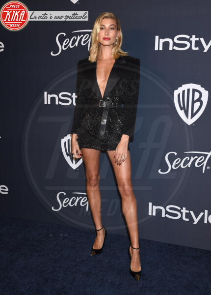 Beverly Hills - 06-01-2020 - Golden Globes 2020: al party InStyle, Paris è trasparente!