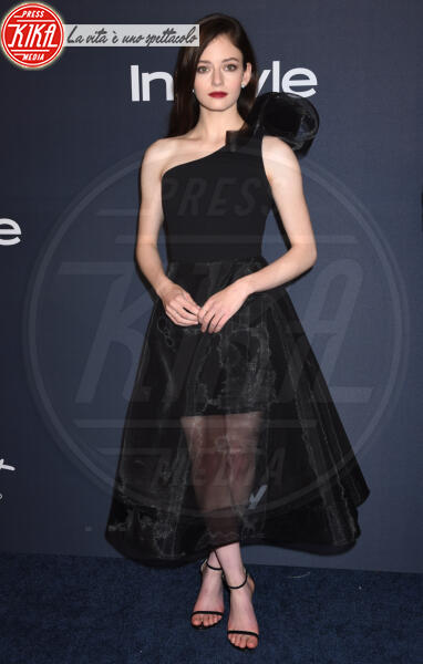 MacKenzie Foy - Beverly Hills - 05-01-2020 - Golden Globes 2020: al party InStyle, Paris è trasparente!