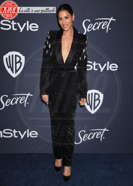 Janina Gavankar - Beverly Hills - 05-01-2020 - Golden Globes 2020: al party InStyle, Paris è trasparente!