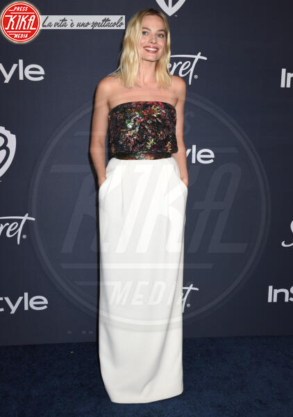 Margot Robbie - Beverly Hills - 05-01-2020 - Golden Globes 2020: al party InStyle, Paris è trasparente!