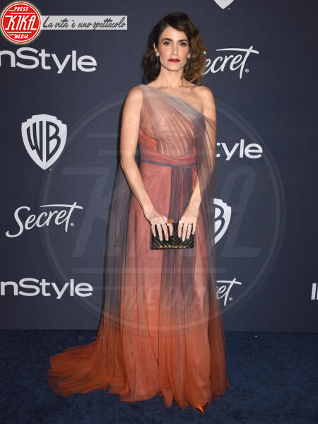 Nikki Reed - Beverly Hills - 05-01-2020 - Golden Globes 2020: al party InStyle, Paris è trasparente!