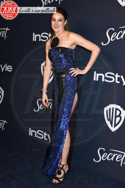 Shailene Woodley - Beverly Hills - 05-01-2020 - Golden Globes 2020: al party InStyle, Paris è trasparente!