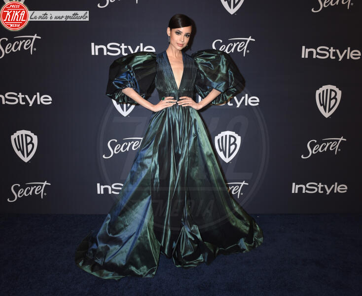 Sofia Carson - Beverly Hills - 05-01-2020 - Golden Globes 2020: al party InStyle, Paris è trasparente!