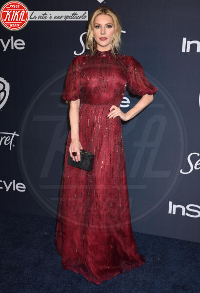 Katheryn Winnick - Beverly Hills - 05-01-2020 - Golden Globes 2020: al party InStyle, Paris è trasparente!