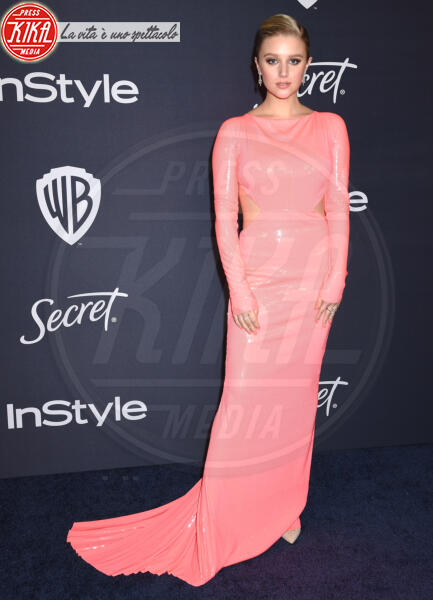Julia Schlaepfer - Beverly Hills - 05-01-2020 - Golden Globes 2020: al party InStyle, Paris è trasparente!