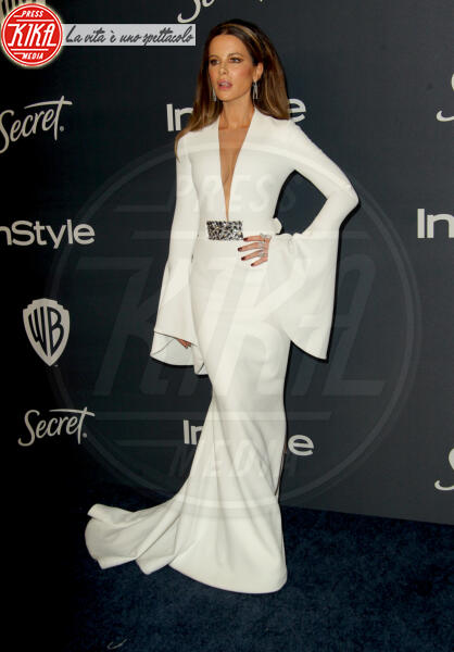 Los Angeles - 06-01-2020 - Golden Globes 2020: al party InStyle, Paris è trasparente!