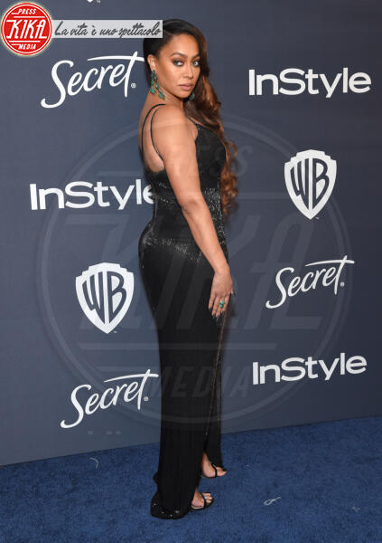 LaLa Anthony - Beverly Hills - 01-01-2014 - Golden Globes 2020: al party InStyle, Paris è trasparente!