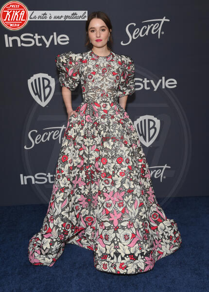 Kaitlyn Dever - Beverly Hills - 01-01-2014 - Golden Globes 2020: al party InStyle, Paris è trasparente!