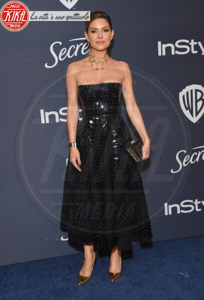 Maria Menounos - Beverly Hills - 01-01-2014 - Golden Globes 2020: al party InStyle, Paris è trasparente!