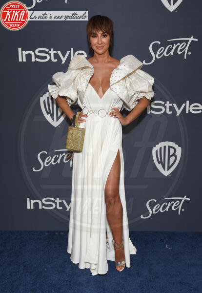 Jackie Cruz - Beverly Hills - 01-01-2014 - Golden Globes 2020: al party InStyle, Paris è trasparente!