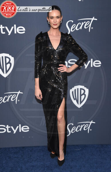 Odette Annable - Beverly Hills - 01-01-2014 - Golden Globes 2020: al party InStyle, Paris è trasparente!