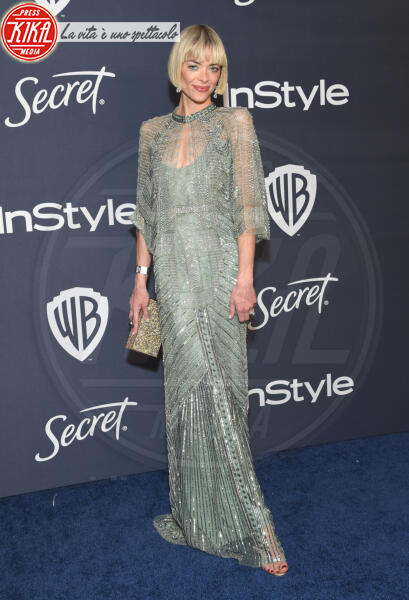 Jaime King - Beverly Hills - 01-01-2014 - Golden Globes 2020: al party InStyle, Paris è trasparente!