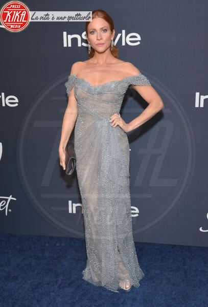 Brittany Snow - Beverly Hills - 01-01-2014 - Golden Globes 2020: al party InStyle, Paris è trasparente!