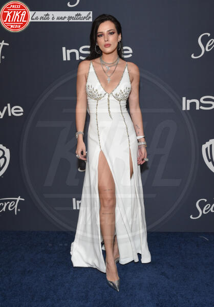 Bella Thorne - Beverly Hills - 01-01-2014 - Golden Globes 2020: al party InStyle, Paris è trasparente!