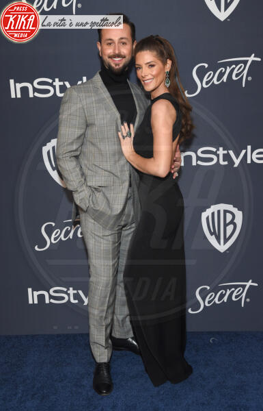 Paul Khoury, Ashley Greene - Beverly Hills - 01-01-2014 - Golden Globes 2020: al party InStyle, Paris è trasparente!