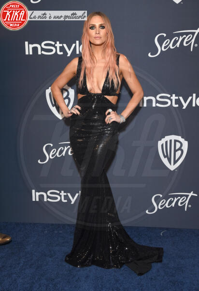Ashlee Simpson - Beverly Hills - 01-01-2014 - Golden Globes 2020: al party InStyle, Paris è trasparente!