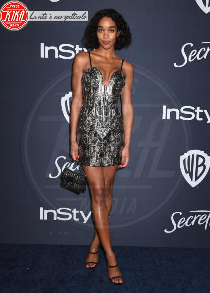 Laura Harrier - Beverly Hills - 05-01-2020 - Golden Globes 2020: al party InStyle, Paris è trasparente!