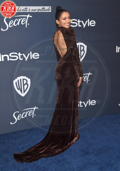 Kat Graham - Beverly Hills - 01-01-2014 - Golden Globes 2020: al party InStyle, Paris è trasparente!
