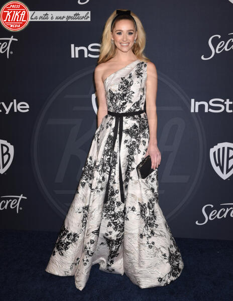 Greer Grammer - Beverly Hills - 06-01-2020 - Golden Globes 2020: al party InStyle, Paris è trasparente!