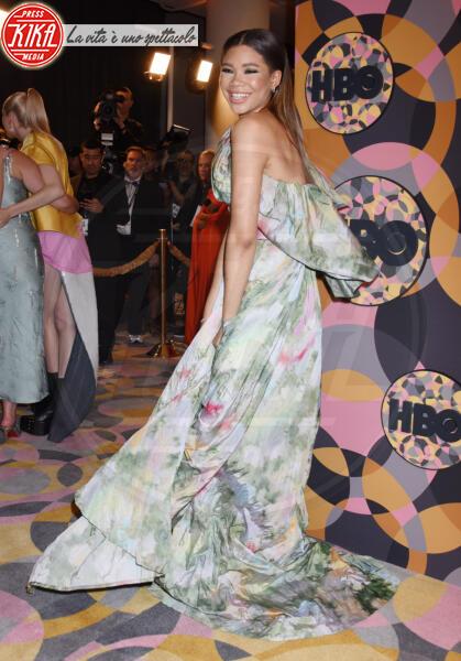 Storm Reid - Beverly Hills - 05-01-2020 - Golden Globes 2020, Helen Mirren signora in rosso al party HBO