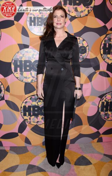 Robin Weigert - Beverly Hills - 05-01-2020 - Golden Globes 2020, Helen Mirren signora in rosso al party HBO