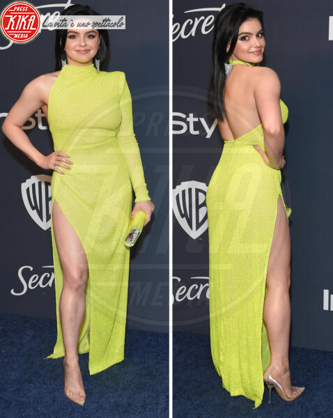 Ariel Winter - 06-01-2020 - Golden Globes 2020: al party InStyle, Paris è trasparente!