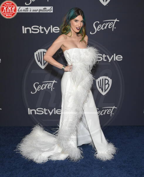 Dani Thorne - Beverly Hills - 01-01-2014 - Golden Globes 2020: al party InStyle, Paris è trasparente!