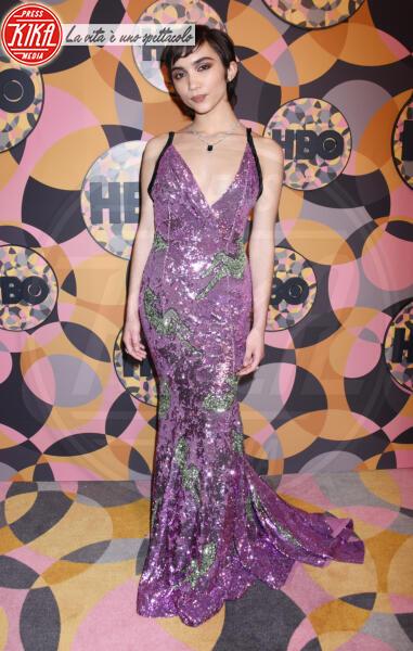 Rowan Blanchard - Beverly Hills - 05-01-2020 - Golden Globes 2020, Helen Mirren signora in rosso al party HBO