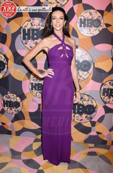 Terri Seymour - Beverly Hills - 05-01-2020 - Golden Globes 2020, Helen Mirren signora in rosso al party HBO