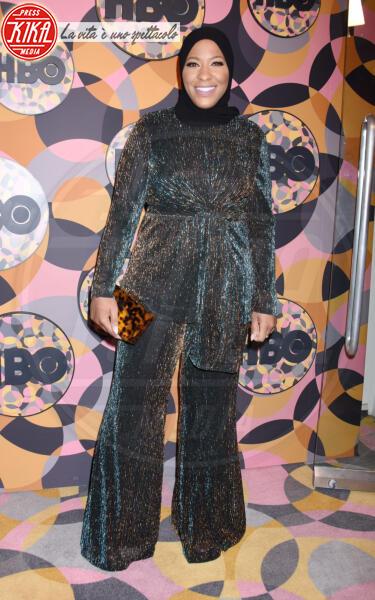 Ibtihaj Muhammad - Beverly Hills - 05-01-2020 - Golden Globes 2020, Helen Mirren signora in rosso al party HBO