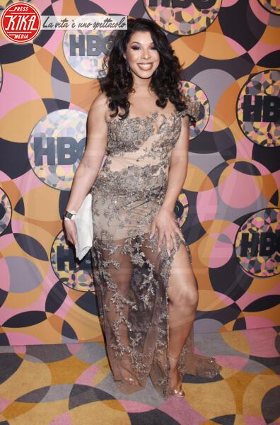 Hailie Sahar - Beverly Hills - 05-01-2020 - Golden Globes 2020, Helen Mirren signora in rosso al party HBO
