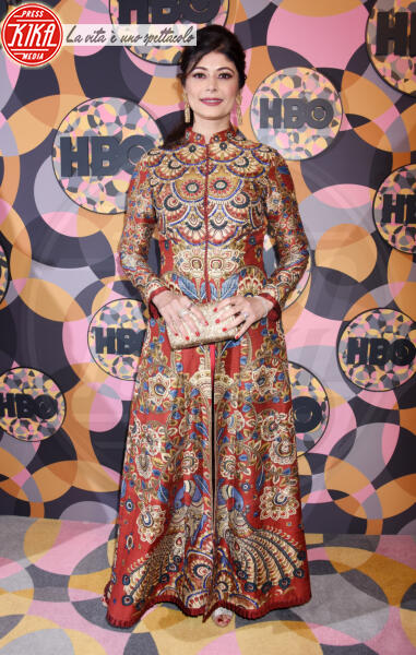 Pooja Batra - Beverly Hills - 05-01-2020 - Golden Globes 2020, Helen Mirren signora in rosso al party HBO