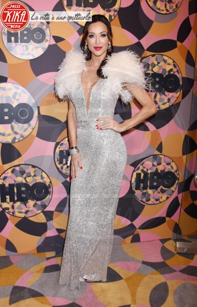 Sofia Milos - Beverly Hills - 05-01-2020 - Golden Globes 2020, Helen Mirren signora in rosso al party HBO