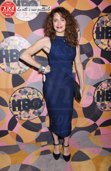 Alanna Ubach - Beverly Hills - 05-01-2020 - Golden Globes 2020, Helen Mirren signora in rosso al party HBO