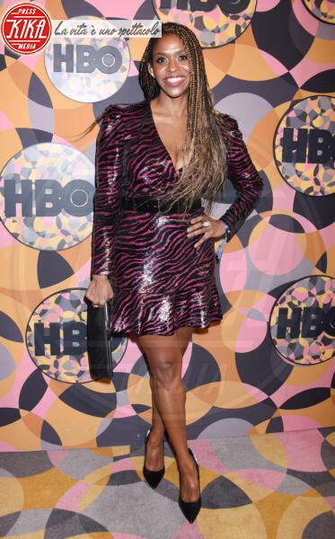 Merrin Dungey - Beverly Hills - 05-01-2020 - Golden Globes 2020, Helen Mirren signora in rosso al party HBO