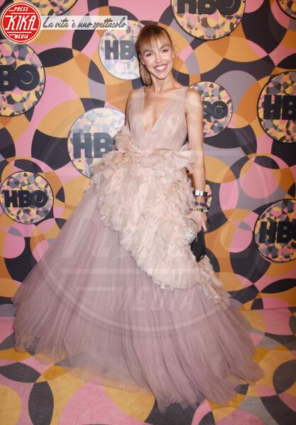 Natali Yura - Beverly Hills - 05-01-2020 - Golden Globes 2020, Helen Mirren signora in rosso al party HBO
