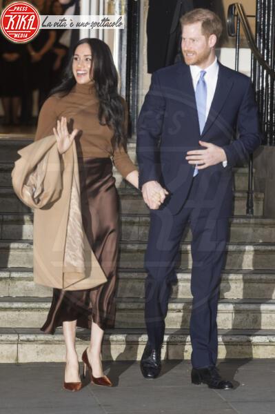 Meghan Markle, Principe Harry - Londra - 07-01-2020 - Megxit: sarà questa la casa dei duchi di Sussex?