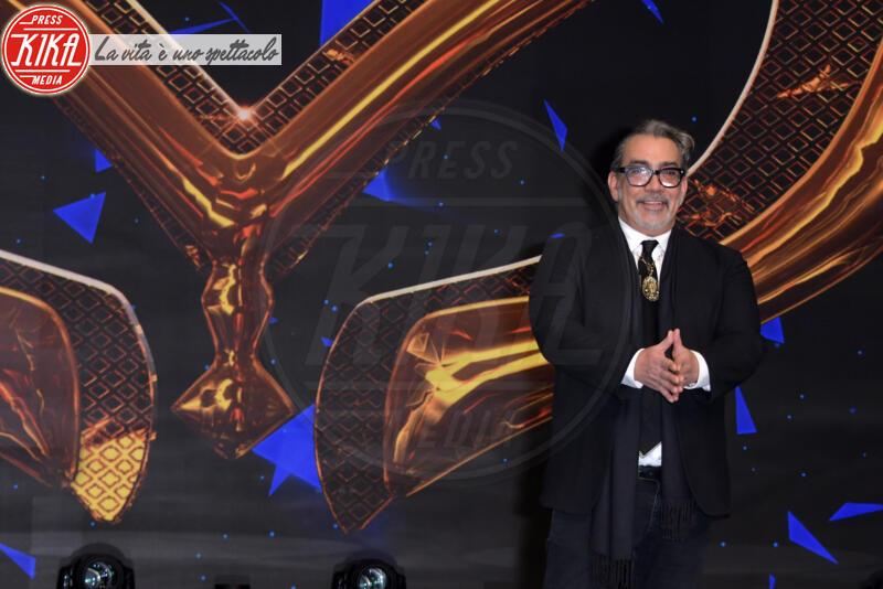 Guillermo Mariotto - Roma - 08-01-2020 - Milly Carlucci al timone del nuovo format Il Cantante Mascherato