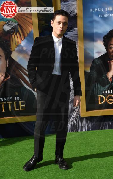 Rami Malek - Westwood - 11-01-2020 - Dolittle, Selena Gomez regina alla premiere mondiale